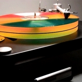 Bob Marley - Could You Be Loved, colored vinyl