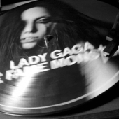 Lady Gaga - The fame monster, picture disc