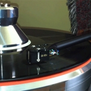 Acoustic Solid Small Machine with Denon DL 103R