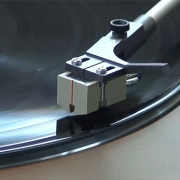 Denon DL 103D moving coil cartridge