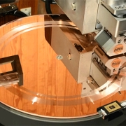Direct metal mastering - master record cutting