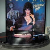 Elvira Presents Haunted Hits