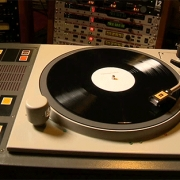 EMT 950 professional turntable