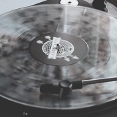 Landscapes - Life gone wrong, clear splatter vinyl