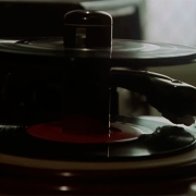 Record player from 'One flew over the cuckoo's nest'